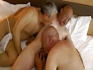 Japanese Old Man 208