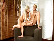 Hot Lesbians Toying Each Other