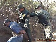 Real Cop Gets Blowjob First Time Mexican Border Patrol Agent Has