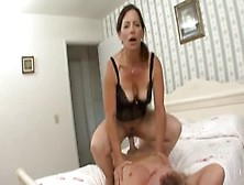 Seducing Buxomy Mature Female Melissa Monet Is Having A Hard Ana