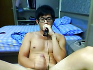 [Specsaddicted. Com] Lovely Chinese Boy With Faces And Cum (2)