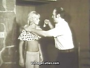Young Blonde Hypnotized By Horny Dude