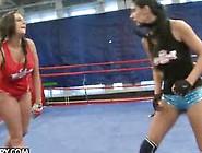 Nudefightclub Presents Emma Butt Vs Larissa Dee & Diana Stewart