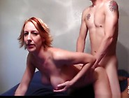 Dirty Talking Girl Loves Fucking A Big Hard Cock !!!