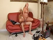 Busty Chubby Mature Milf Sucking Hard Cock And Getting Fucked Ro