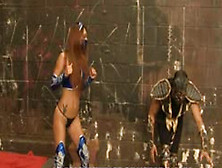 Mortal Kombat: Kitanna Vs Scorpion