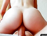 Hardcore Dick Sucking And Riding With Lusty Teen Beata