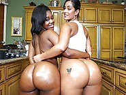 Bang Bros - Double The Hot Huge Asses
