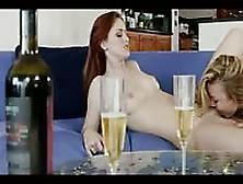 Alcohol Y Lésbico Con Kayden Kross Y Karlie Montana
