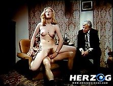 Men Select Their Escorts For A Vintage Orgy