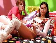 Cute Teen Lesbians