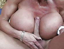 Enormously Huge Silicone Melons