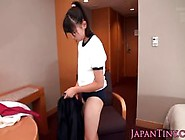 Bukkakke Jap Slut Pussy Toyed And Facialized