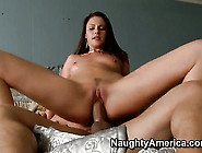 Samantha Ryan Looks For A Chance To Get Orgasm After Hard Muff P
