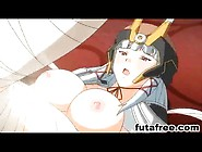 Sweet Hentai Girl With Her Stuff Fucking Two Gals