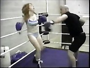 Mixed Belly Punch Boxing