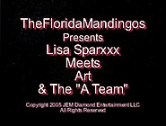 The Florida Mandingos - Lisa Sparxxx 1