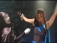Japan Heroine Tickle 8