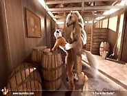 Fox In The Stables