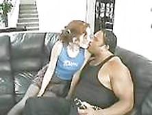 Jesmi Lynn Black Guy Destroys White Sluts Rump