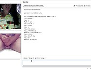 Chatroulette : A Sexy Teen Squirts For Me