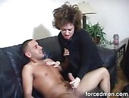 Mom Gets Throat Fucked By Her Own Step Son