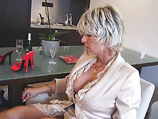 Lady Barbara Foot Job