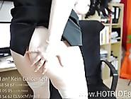 Dirtytalk German Deutsch Joi Fotze Show Squirting High Heels