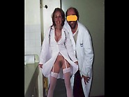 Slutty Beautiful Doctor Fucking In The Mouth Deeply
