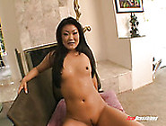 Seductive Babe Lucy Lee Gets Her Pussy Finger Fucked By Lesbian