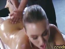 Gorgeous Abbey Brooks Fucked Hard After Massage