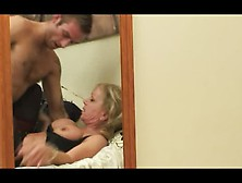 Wendy Taylor Loves Her Son