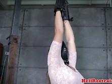 Sensory Deprived Skank Being Punished