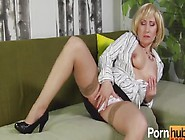 Russian Mature Ottilia 11
