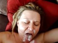 Real Married Wife Cumslut Compilation