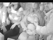 Two Women Groped In Cinema