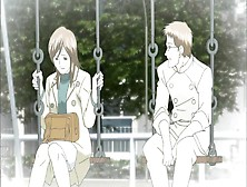 Romancing An Anime Girl In The Park