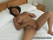 Big Natural Asian Tits Are Sexy On The Solo Girl