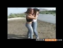 Brutal Girl Fight