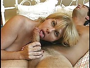 Sucking On Her Big Milf Titties And Fucking Her Cunt