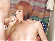 Amateur Redhead Oral Creampie Compilation