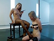 Penny Pax Dominated And Forced To Eat Pusys Inside Lesbo Female