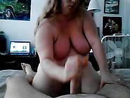 Sucking Cock And Tasting My Pussy Juice