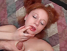 Her Ass Gets Spanked While She Gets Fucked From Behind