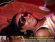 Tuttifrutti. Club Real Amateur Gang-Bang Party