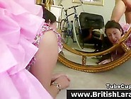 Anal Fucking For Mature British Lady In Stockings And High Heels