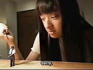 Oyayubihime English Subtitles,  Giantess Movie,  Pt6