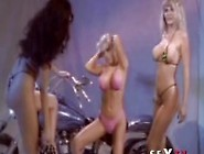 Eves Beach Fantasy (1995) - April Adams