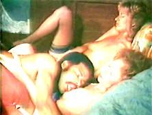Black Heather Hunter,  Jenteal,  Jill Kelly In Classic Sex Movie