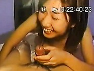 Cute Japanese Teen Eats His Meat And Gets Her Furry Bush Nailed